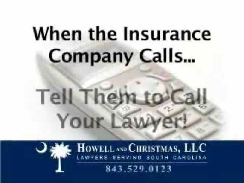 Howell and Christmas personal injury commercial