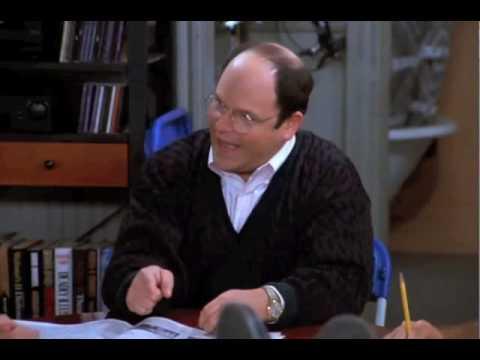 seinfeld millennium George tries looses his job