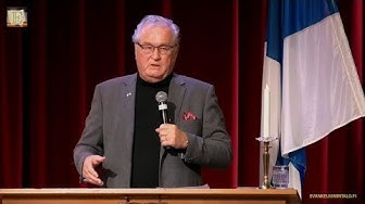 """Pekka Sartola  Lähi-Itä ilta """"Israel on Jumalan silmäterä""""  Evankeliumintalo 14.11.2019"""