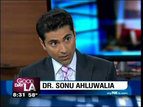 High Blood Pressure in young adults + Cholesterol and Strokes - Dr. Ahluwalia visits Good Day LA