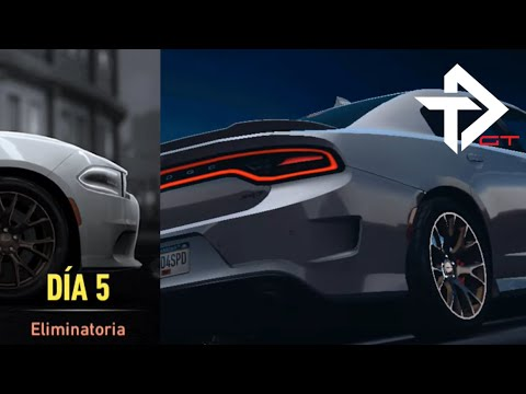 Nfs No Limits 4k Vault Bóveda Day 5 Dodge Charger Srt Hellcat El Día Mas Complicado Youtube