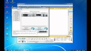 UPEMOR Packet Tracer Conexión nube DSL - Cable-modem - Multiuser 1ra Parte