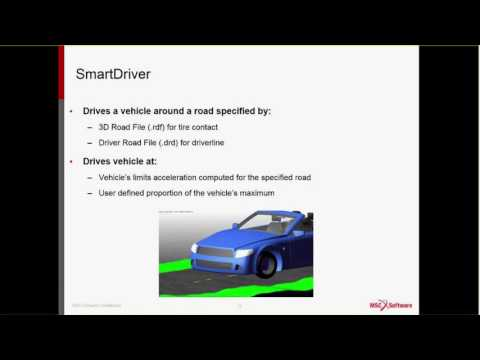 Adams Matlab Cosimulation for Vehicle ABS Systems