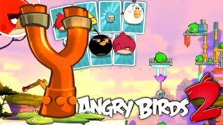 What Happens When You Upgrade The Slingshot ~ Angry Birds 2