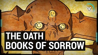 Taken King Lore: The Oath - Books of Sorrow