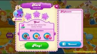 Candy Crush Soda Saga - Level 915 (No boosters)