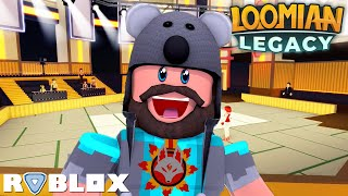 THE SECOND BATTLE THEATER!! | Loomian Legacy | Roblox