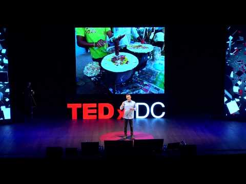 Discovering the Elements of Street Food | Yuval Ben Neriah | TEDxIDC
