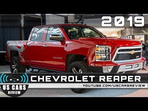 Chevy Reaper Price >> 2019 Chevrolet Reaper Review Youtube