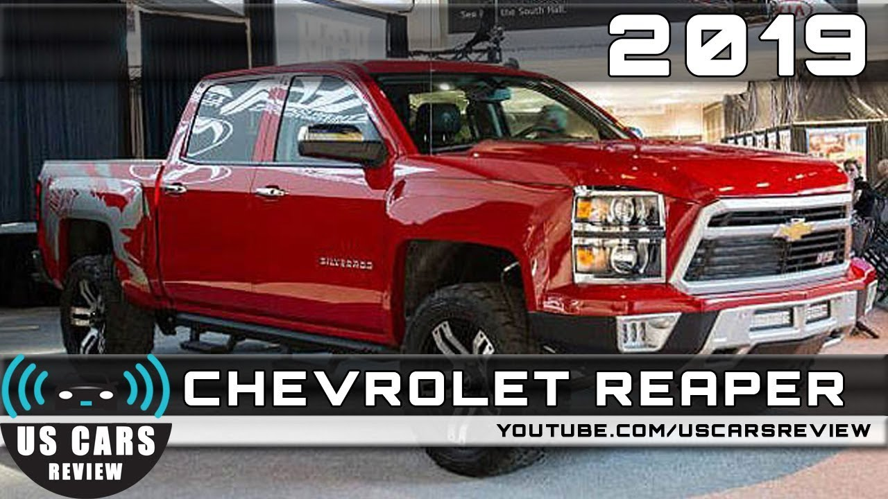 Chevy Reaper Price >> 2019 Chevrolet Reaper Review