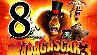 Madagascar 3: The Game Walkthrough Part 8 (PS3, X360, Wii) Mission 6 - Rome