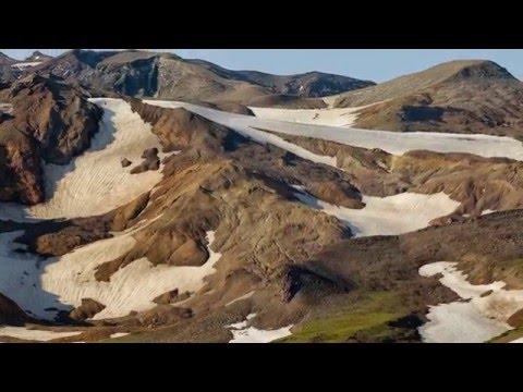 Beautiful nature of Kamchatka - Russia. HD Travel.