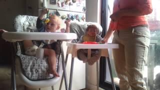 Обзор-сравнение наших стульчиков для кормления