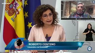 Roberto Centeno: Solo un ANALFABETO como SÁNCHEZ podría hacer un plan de recuperación tan PATÉTICO