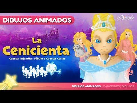 La Cenicienta cuento para niños | Cuentos Infantiles en Español