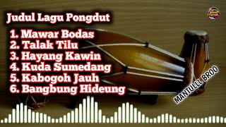 Koleksi Lagu Pongdut Kendang Rampak Paling Santuyy Mantap Joss