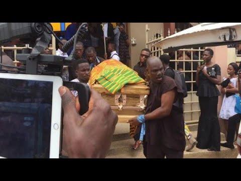 Frank kuri final funeral rites/ franky laid to rest before best friend Ebony