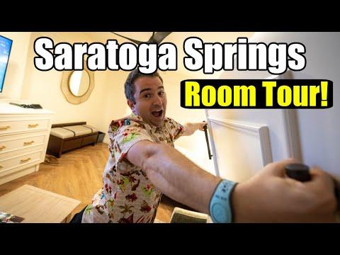 Saratoga Springs Room Tour