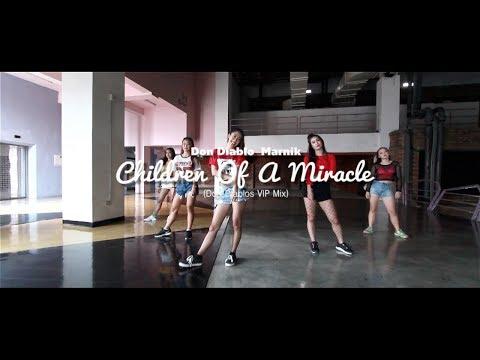 Shuffle Dance : Don Diablo  Marnik - Children Of A Miracle (Don Diablos VIP Mix)