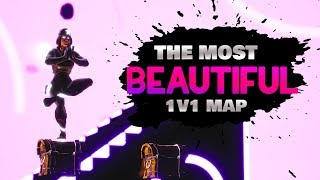 The most BEAUTIFUL Fortnite 1v1 Map (code in desc)