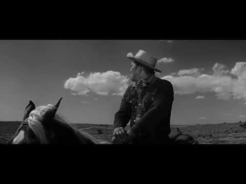 Lonely Are The Brave  Western 1962  Kirk Douglas, Gena Rowlands & Walter Matthau  BR