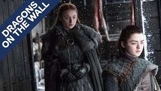Game of Thrones: Why Arya and Sansa's Winterfell Plot Doesn't Work - Dragons on the Wall