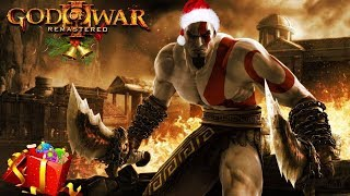 GOD OF WAR 3: VERY HARD SEM BUG - SPEEDRUN DE NATAL - POSSÍVEL 4:07 FAIL NO CERBERUS [PS4]