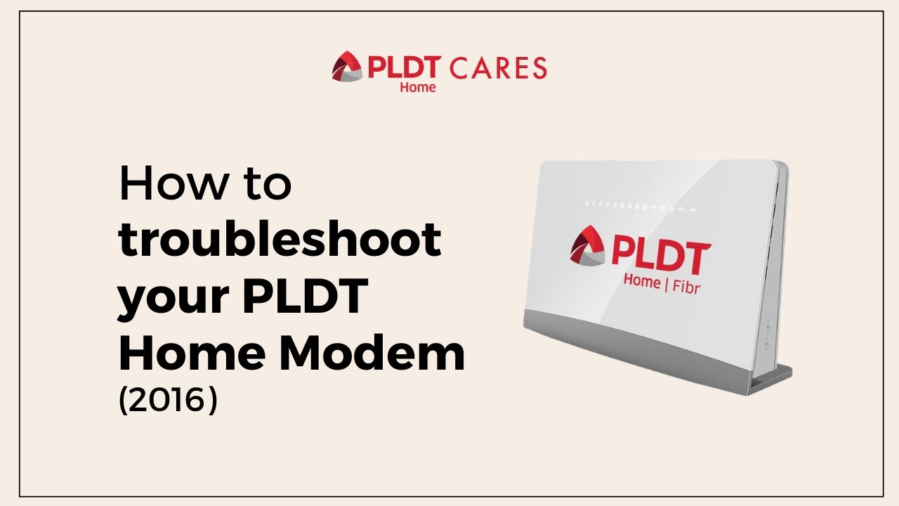 Support | PLDT HOME