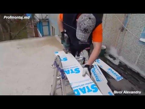 видео: Установка теплых откосов на окна. 2 Часть.Монтаж пластиковых откосов начало