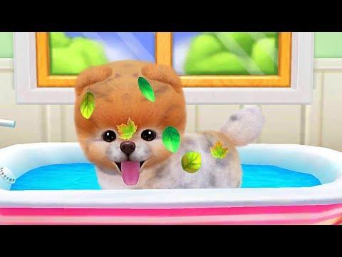 Tắm Cho Boo – Game Vui Cho Bé