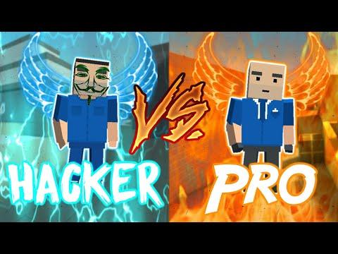 Block Strike - Vida de Um Hacker vs Vida de Um Pro (Parte 1)