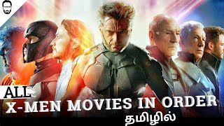 All X Men Movies in order Tamil dubbed | Best Hollywood movies in Tamil | Playtamildub