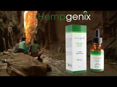 Hemp Genix CBD Oil Products | CBD Oils and CBD Skin Care | CBD Hemp Oil |weed