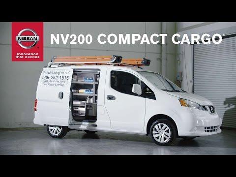 2015 Nissan NV200 Compact Cargo Van