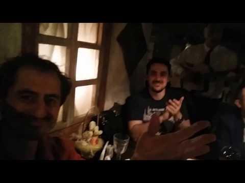 Грузины поют для Армян! Фантастика!