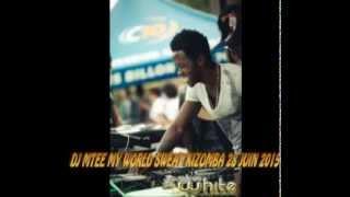 DJ MTEE MIX LIVE KIZOMBA JUILLET 2015