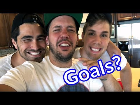 GOALS?! w/Heath Hussar and Toddy Smith
