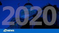 New California laws going into effect in 2020