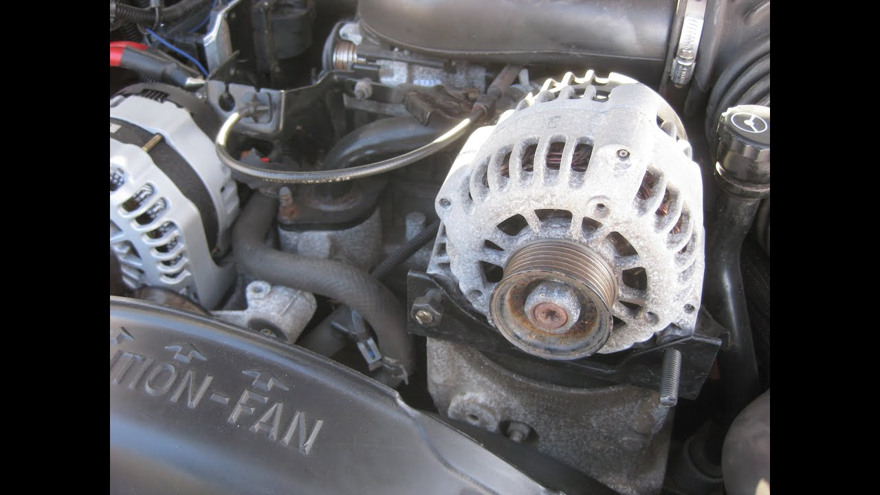 maxresdefault dual alternator install 4 3l blazer youtube 96 S10 Wiring Diagram at bakdesigns.co