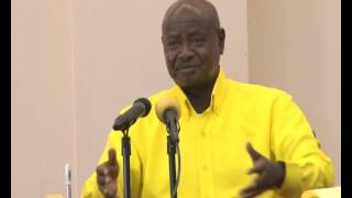 Museveni: Mbabazi and Besigye have nothing to offer
