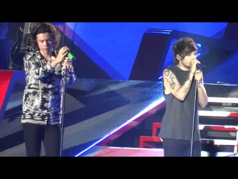 One Direction - You & I - 8 June 14 HD Wembley Stadium