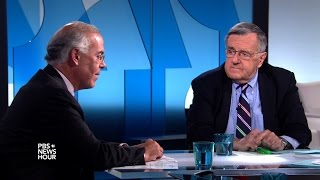 Shields and Brooks on Boehner's leadership turmoil, Pope Francis' uplifting visit