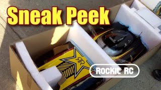 Sneak Peek: Rockstar 48 Catamaran (48' Gas powered RC Boat) HD