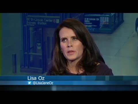 "Lisa Oz Discusses Her New Book ""The Oz Family Kitchen"""