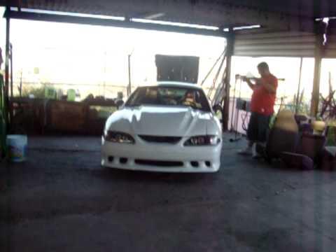 Mustang 94 Gt Body Kit Saleen Youtube