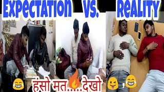 EXPECTATION vs REALITY🔥 || GIVEAWAY START || BY ANUJ KROPS || NEW VIDEO