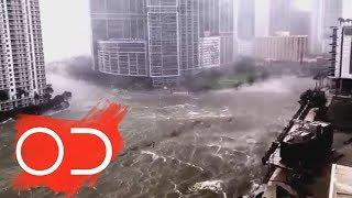 Videos impactantes del Huracan Irma | Estados Unidos 2017 | Hurricane Irma