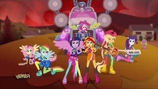 Rainbow Rocks - Battle of the Bands Backwards