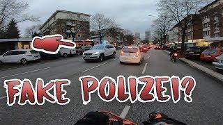 Fake Polizei in Hamburg? | Driftzember