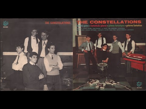 - THE CONSTELLATIONS - FANTASTIC GUITARS – ( - Togo Records  BBC 50003  - 1965 - ) - FULL ALBUM